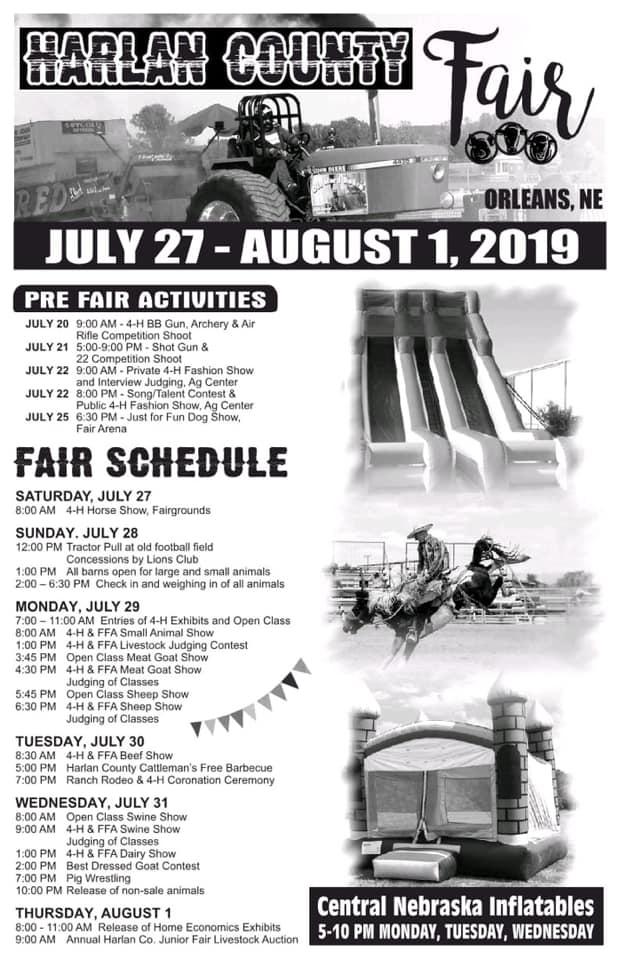 Harlan County Jr Fair